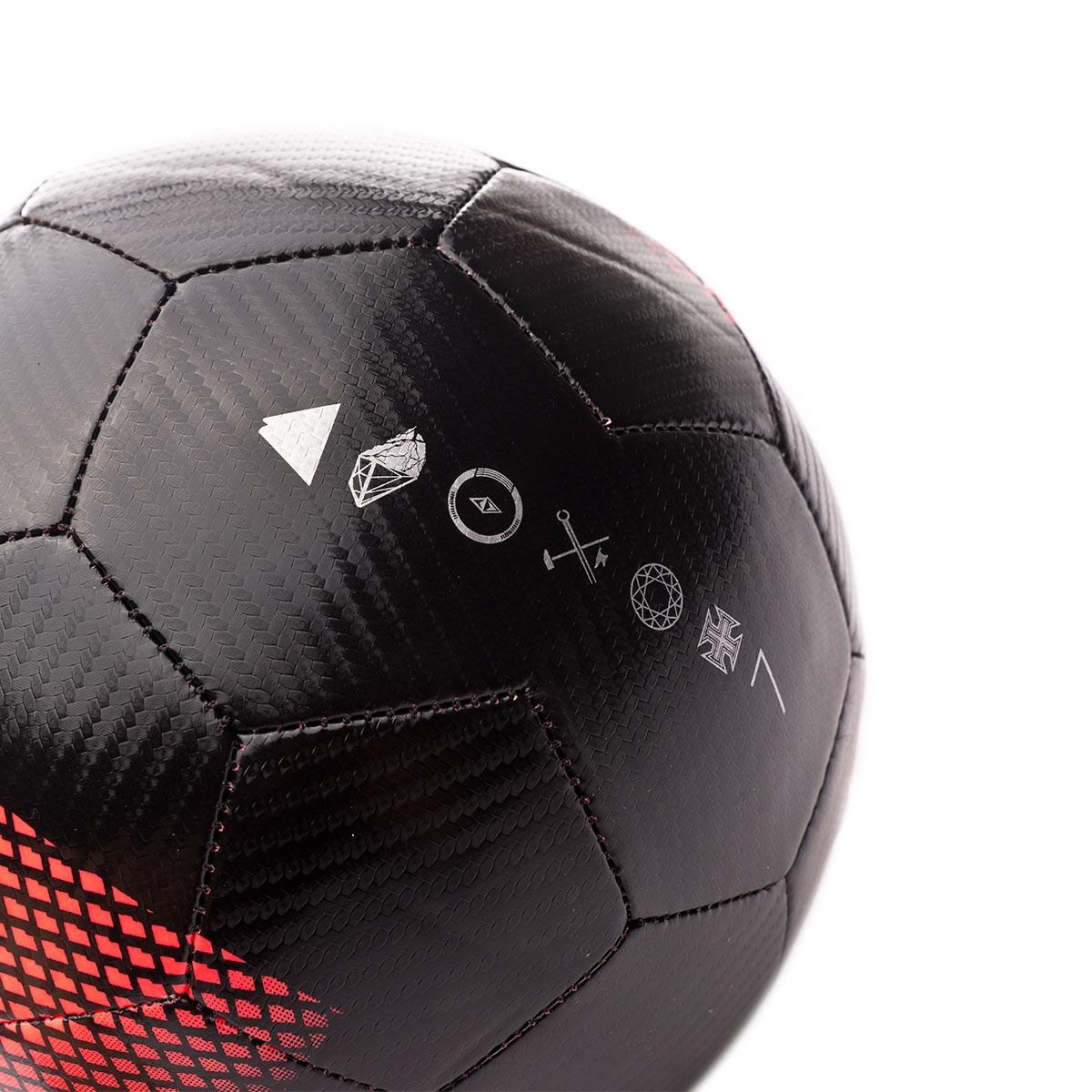 eb3ded6ac Ball Nike CR7 Prestige 2018-2019 Black-Flash crimson-Silver - Football store  Fútbol Emotion