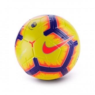 Balón  Nike Premier League Merlin 2018-2019 Yellow-Purple-Flash crimson
