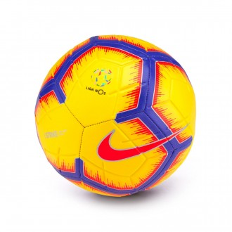 Balón  Nike Liga NOS Strike 2018-2019 Yellow-Purple-Flash crimson