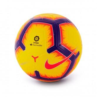 Balón  Nike La Liga Merlin 2018-2019 Yellow-Purple-Flash crimson