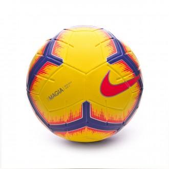 Balón  Nike Magia 2018-2019 Yellow-Purple-Flash crimson