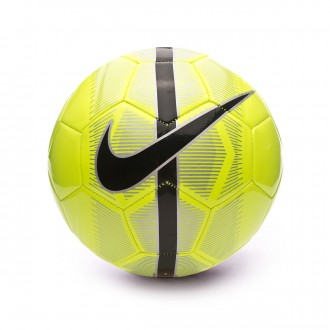 Balón  Nike Mercurial Fade 2018-2019 Volt-Metallic silver-Black