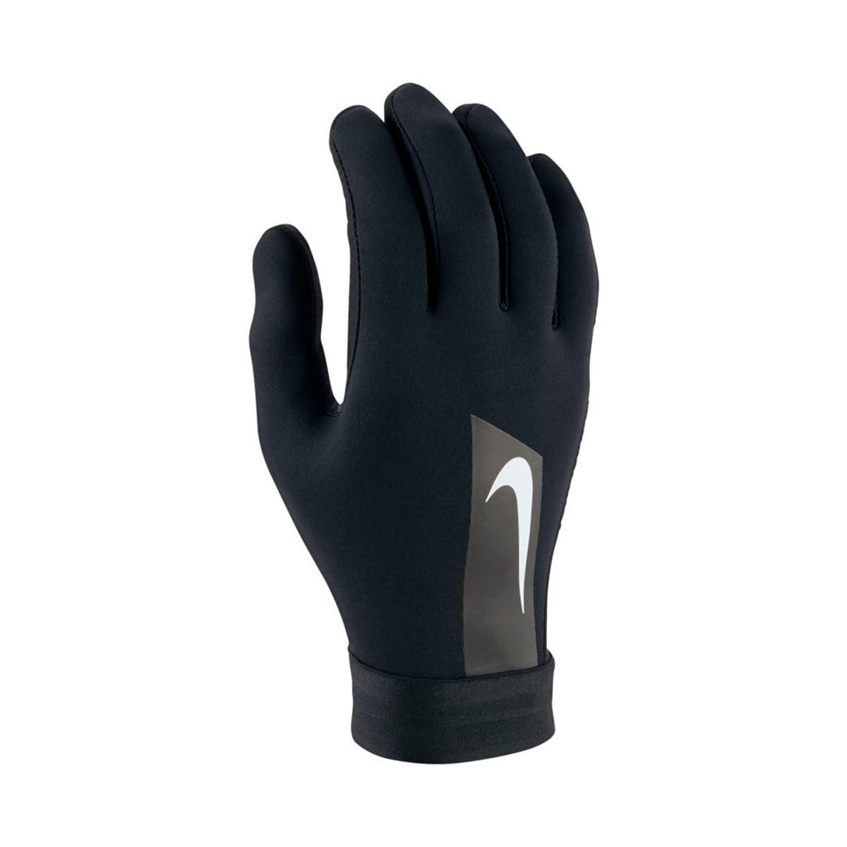 Cien años Sentimental matraz  Glove Nike Hyperwarm Academy Black-White - Football store Fútbol Emotion
