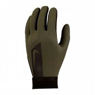 Guante  Nike Hyperwarm Academy Cargo khaki-Black