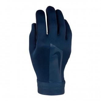 Glove  Nike Kids Hyperwarm Academy  Obsidian-White