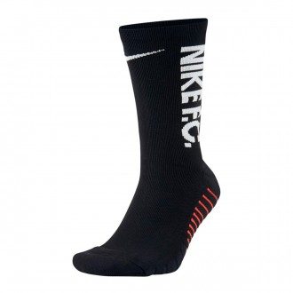 Calcetines  Nike FC Graphic Black-White