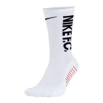 Calcetines  Nike FC Graphic White-Black