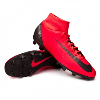Bota  Nike Mercurial Superfly VI Club CR7 MG Bright crimson-Black-Chrome