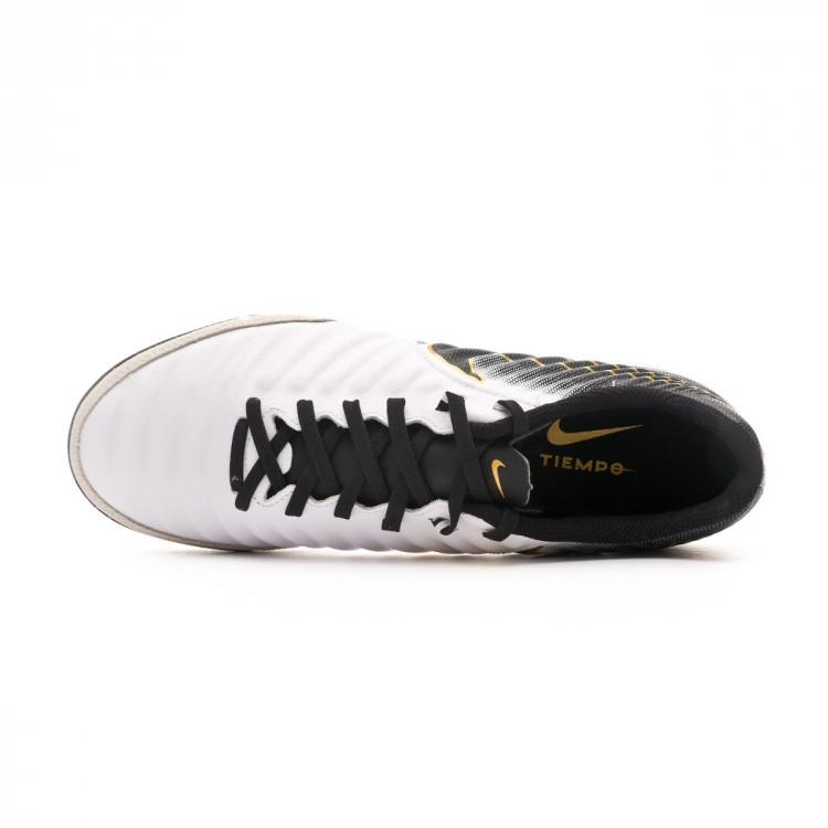 cefa84b26 Futsal Boot Nike Tiempo LegendX VII Academy IC White-Black - Tienda ...