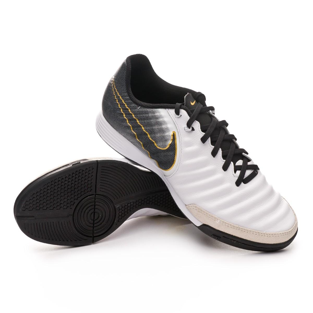 Confiar mudo teléfono  Futsal Boot Nike Tiempo LegendX VII Academy IC White-Black - Football store  Fútbol Emotion