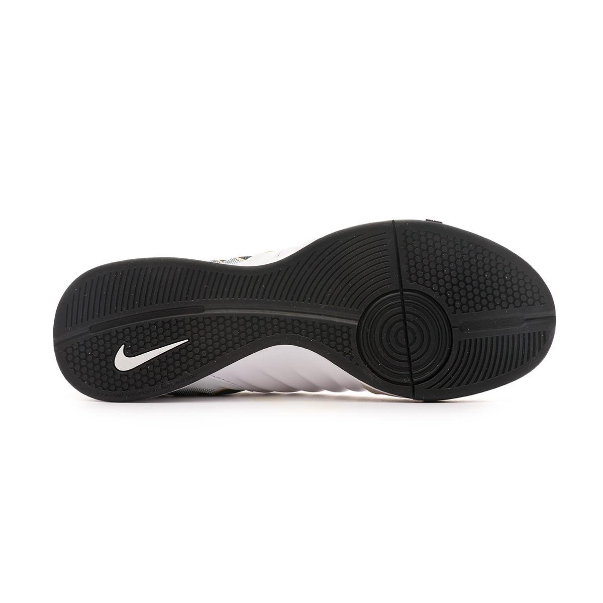 b7cd8a418b Zapatilla Tiempo LegendX VII Academy IC White-Black. CATEGORY. Futsal   Discount Nike ...