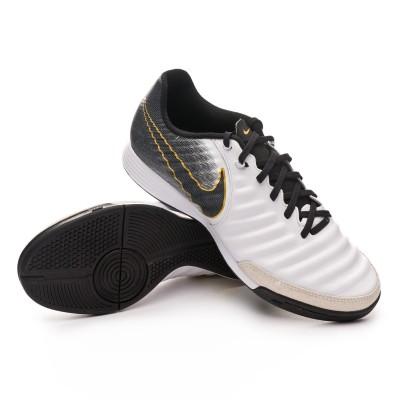 a0016878b Futsal Boot Nike Tiempo LegendX VII Academy IC White-Black - Tienda de fútbol  Fútbol Emotion