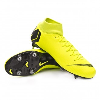 Boot  Nike Mercurial Superfly VI Academy SG-Pro Volt-Black