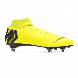 Bota  Nike Mercurial Superfly VI Academy SG-Pro Volt-Black