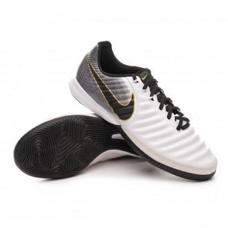 Futsal Boot  Nike Tiempo Lunar LegendX VII Pro IC White-Black