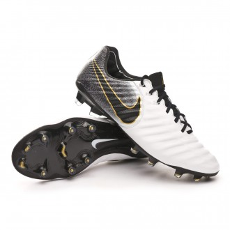 Scarpe   Nike Tiempo Legend VII Elite FG White-Black