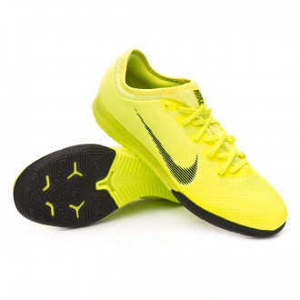 Zapatilla  Nike Mercurial VaporX XII Pro IC Volt-Black