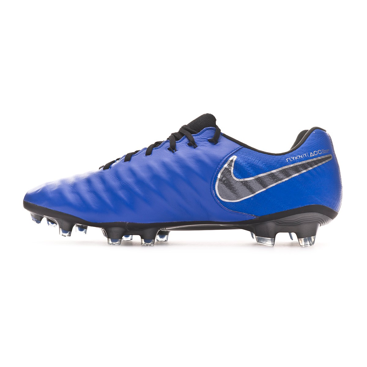 factory price 378b4 48fb4 Football Boots Nike Tiempo Legend VII Elite FG Racer blue-Black-Metallic  silver - Football store Fútbol Emotion
