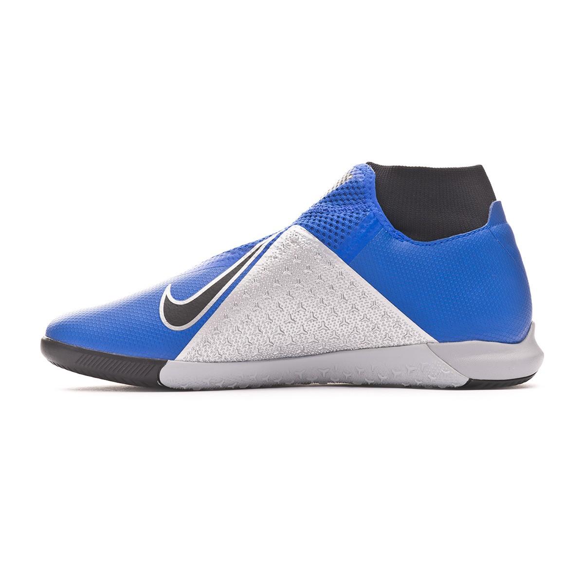 f01cd644854 Futsal Boot Nike Phantom Vision Academy DF IC Racer blue-Black - Football  store Fútbol Emotion