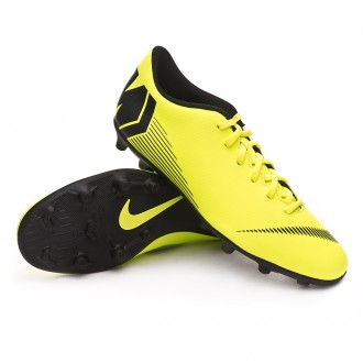 Boot  Nike Mercurial Vapor XII Club MG Volt-Black