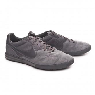Zapatilla  Nike Tiempo Premier II Sala IC Dark grey