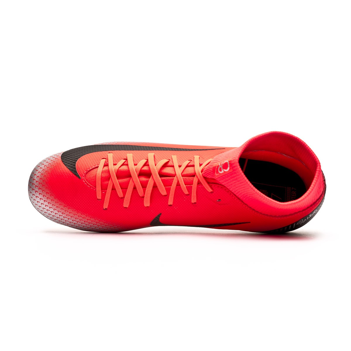 super cute 8dd6e 5c7d8 Scarpe Nike Mercurial Superfly VI Academy CR7 MG Bright crimson-Black -Chrome-Dark grey - Negozio di calcio Fútbol Emotion