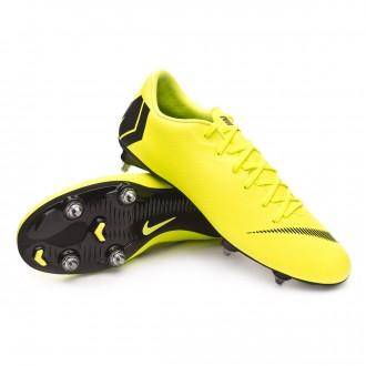 Boot  Nike Mercurial Vapor XII Academy SG-Pro Volt-Black