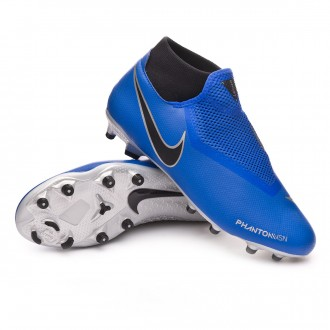 Boot  Nike Phantom Vision Academy DF FG/MG Racer blue-Black