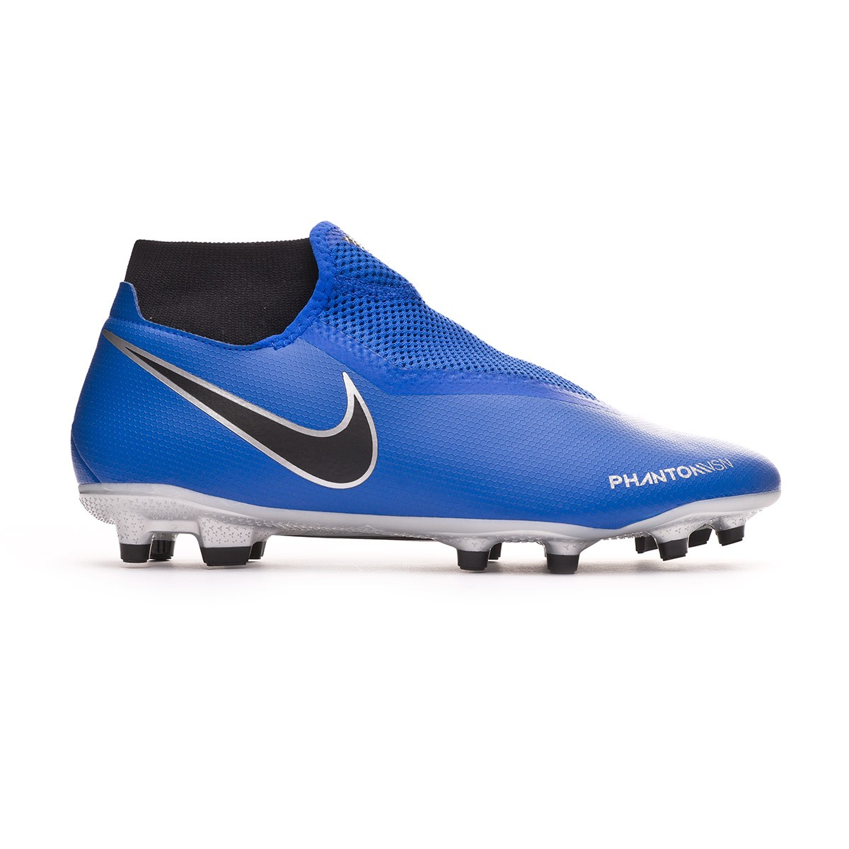 532d23b237fd1 Football Boots Nike Phantom Vision Academy DF FG MG Racer blue-Black -  Tienda de fútbol Fútbol Emotion