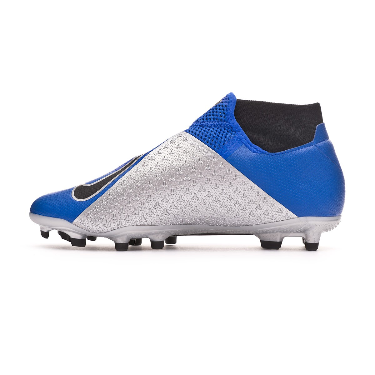 watch d5b3e 7ba01 Chaussure de foot Nike Phantom Vision Academy DF FG MG Racer blue-Black -  Boutique de football Fútbol Emotion