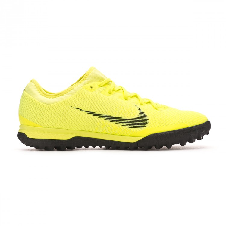 pretty nice 81a05 3aee6 Nike MercurialX Vapor XII Pro TF Turf Football Shoe - Yellow