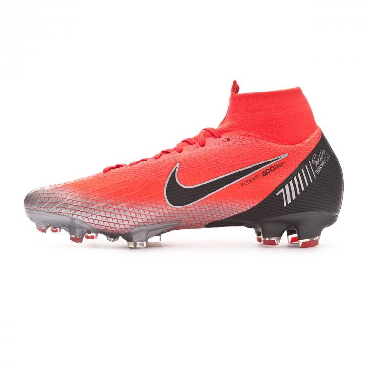 c1f53b86fd0 Football Boots Nike Mercurial Superfly VI Elite CR7 FG Flash crimson ...