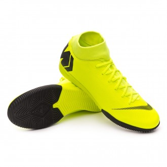 Zapatilla  Nike Mercurial SuperflyX VI Academy IC Volt-Black