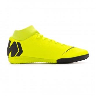 Zapatilla  Nike Mercurial SuperflyX VI Academy IC Volt-Black