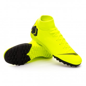 Zapatilla  Nike Mercurial SuperflyX VI Academy Turf Volt-Black