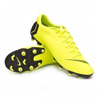 Boot  Nike Mercurial Vapor XII Academy MG Volt-Black