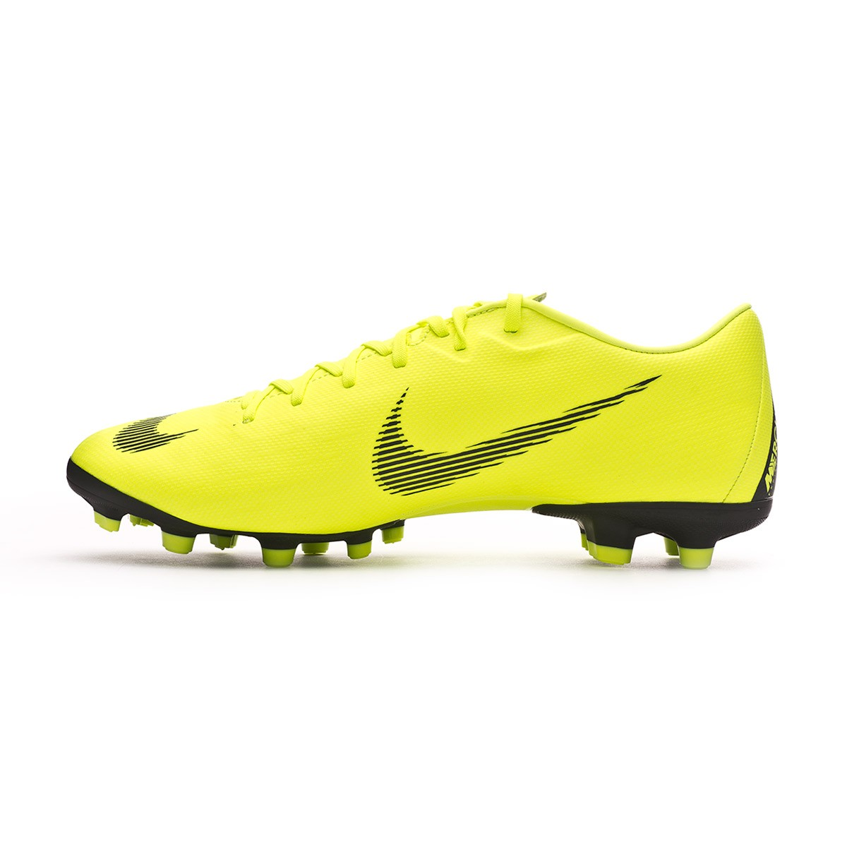 90fc496a2c4c Football Boots Nike Mercurial Vapor XII Academy MG Volt-Black - Tienda de  fútbol Fútbol Emotion
