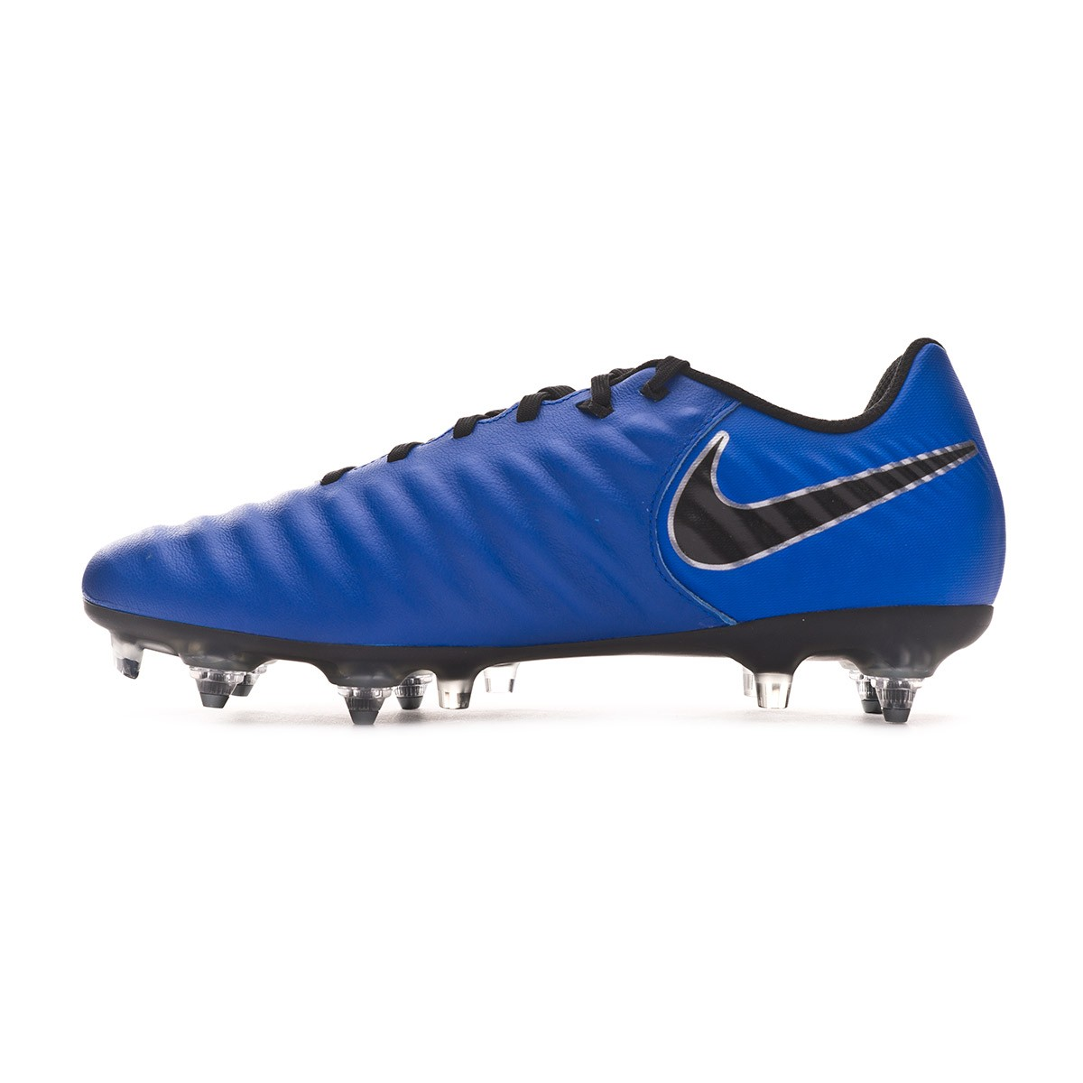 size 40 06e8a cfca3 Football Boots Nike Tiempo Legend VII Academy ACC SG-Pro Racer blue-Black-Metallic  silver - Tienda de fútbol Fútbol Emotion