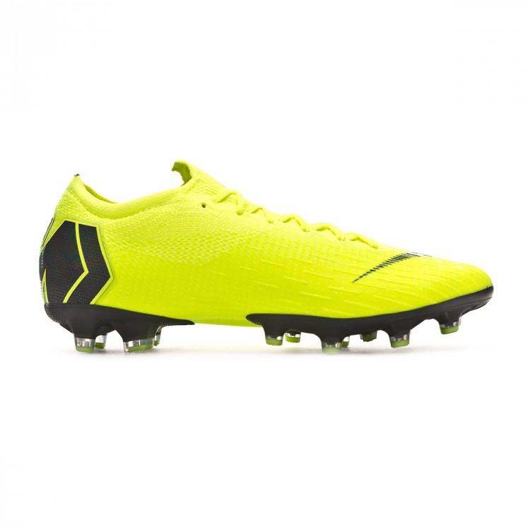 c02db8cd22d07 Boot Nike Mercurial Vapor XII Elite AG-Pro Volt-Black - Football ...
