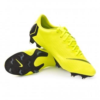 Boot  Nike Mercurial Vapor XII Pro FG Volt-Black