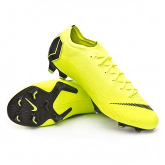 Boot  Nike Mercurial Vapor XII Elite FG Volt-Black