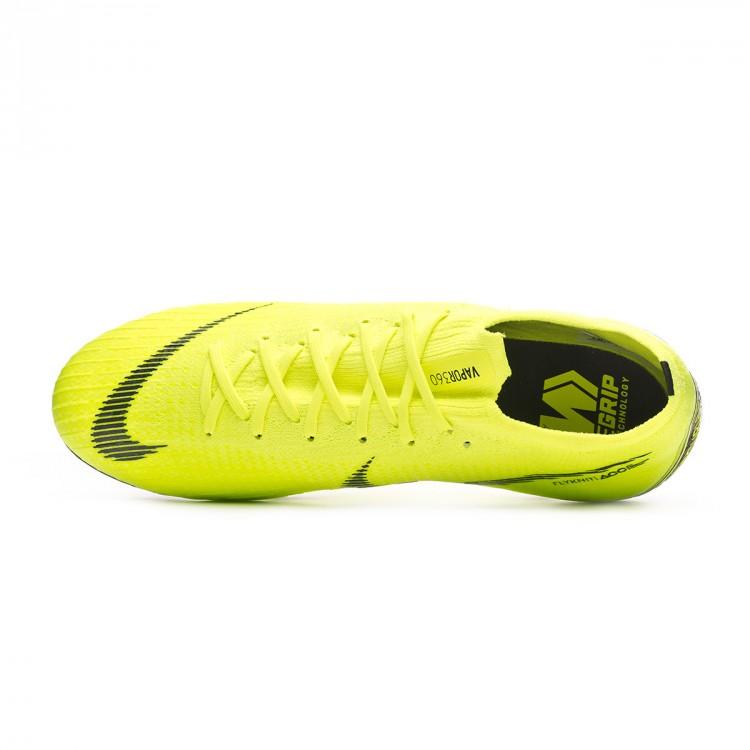 Boot Nike Mercurial Vapor XII Elite FG Volt-Black - Football store ... 671bff82d