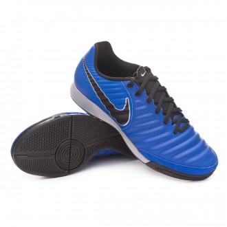 Zapatilla  Nike Tiempo LegendX VII Academy IC Racer blue-Black-Metallic silver