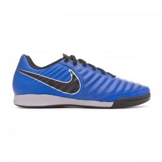 Zapatilla  Nike Tiempo LegendX VII Academy IC Racer blue-Black-Metallic silver