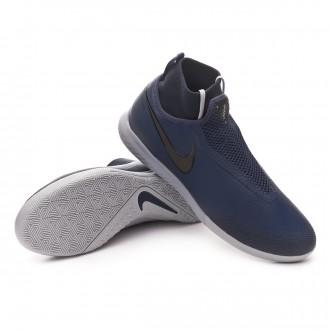 Zapatilla  Nike React Phantom Vision Pro DF IC Midnight navy-Black-Wolf grey