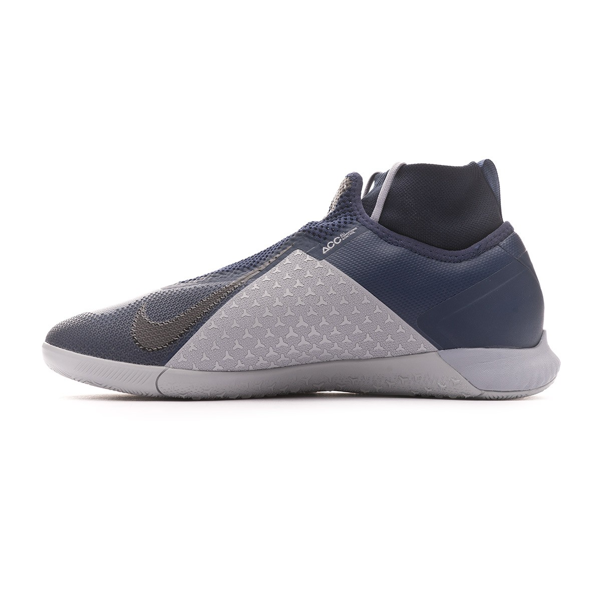 dbbc5b053 Futsal Boot Nike React Phantom Vision Pro DF IC Midnight navy-Black-Wolf  grey - Football store Fútbol Emotion