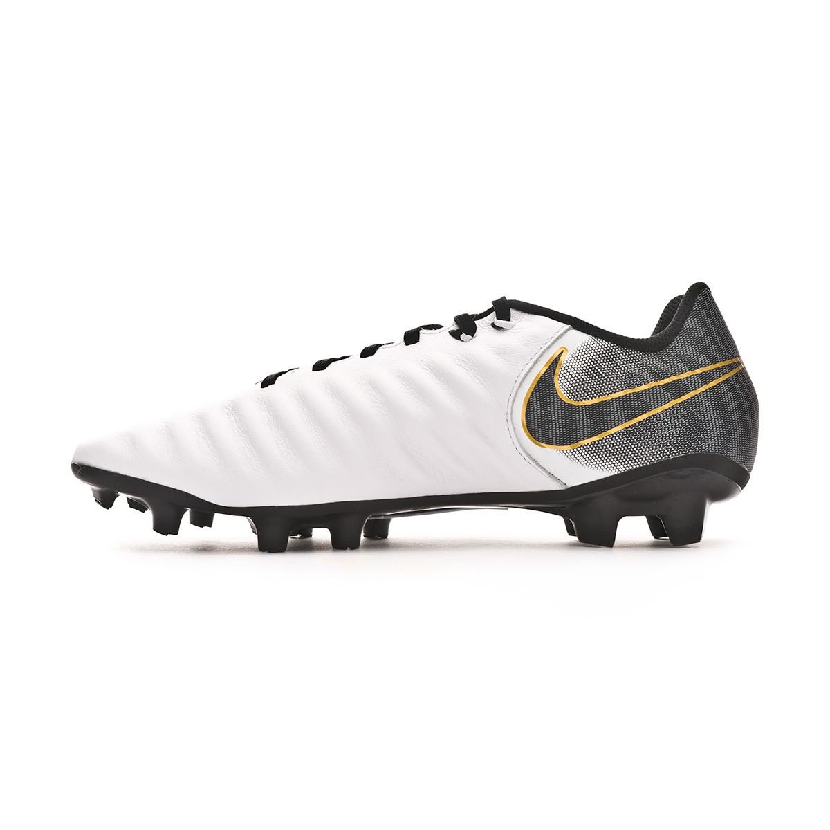 Scarpe Nike Tiempo Legend VII Academy MG White-Black - Negozio di calcio  Fútbol Emotion fde9d035270