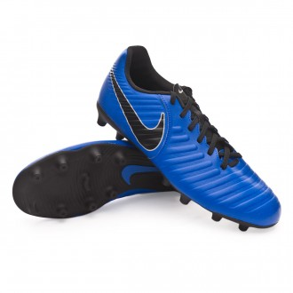 Boot  Nike Tiempo Legend VII Club MG Racer blue-Black-Wolf grey