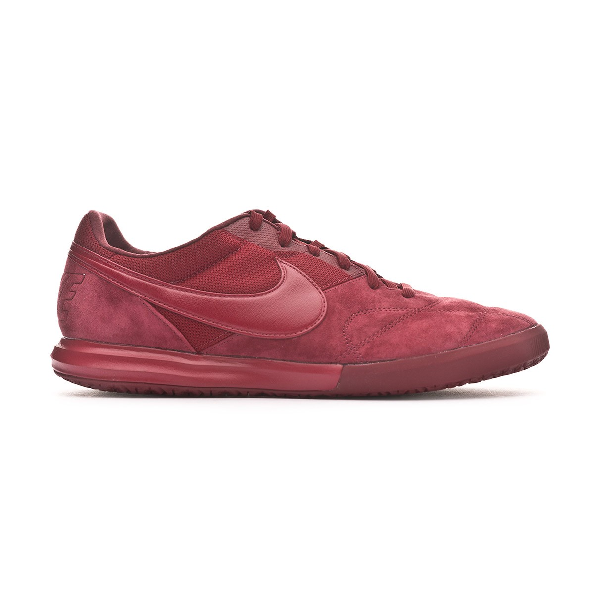 7b7292540 Futsal Boot Nike Tiempo Premier II Sala IC Team red - Football store Fútbol  Emotion