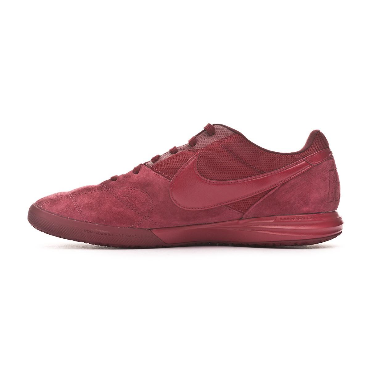 c5ee8cf273d Futsal Boot Nike Tiempo Premier II Sala IC Team red - Football store Fútbol  Emotion